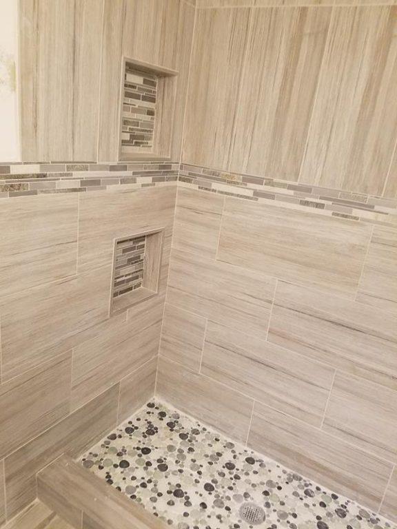 New Shower Install