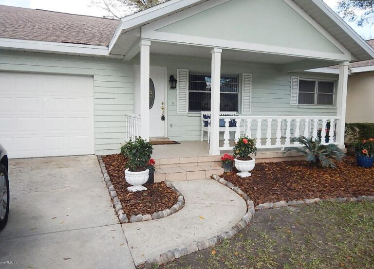 New Porch Rails